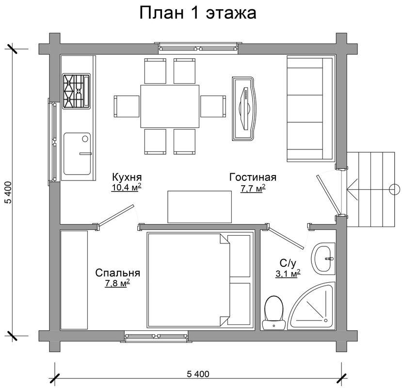 КСК-стандарт Пример 2 - фото 3
