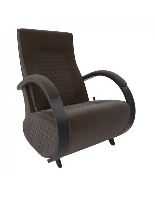 Кресло Impex Balance-3 Verona (brown) - фото 1