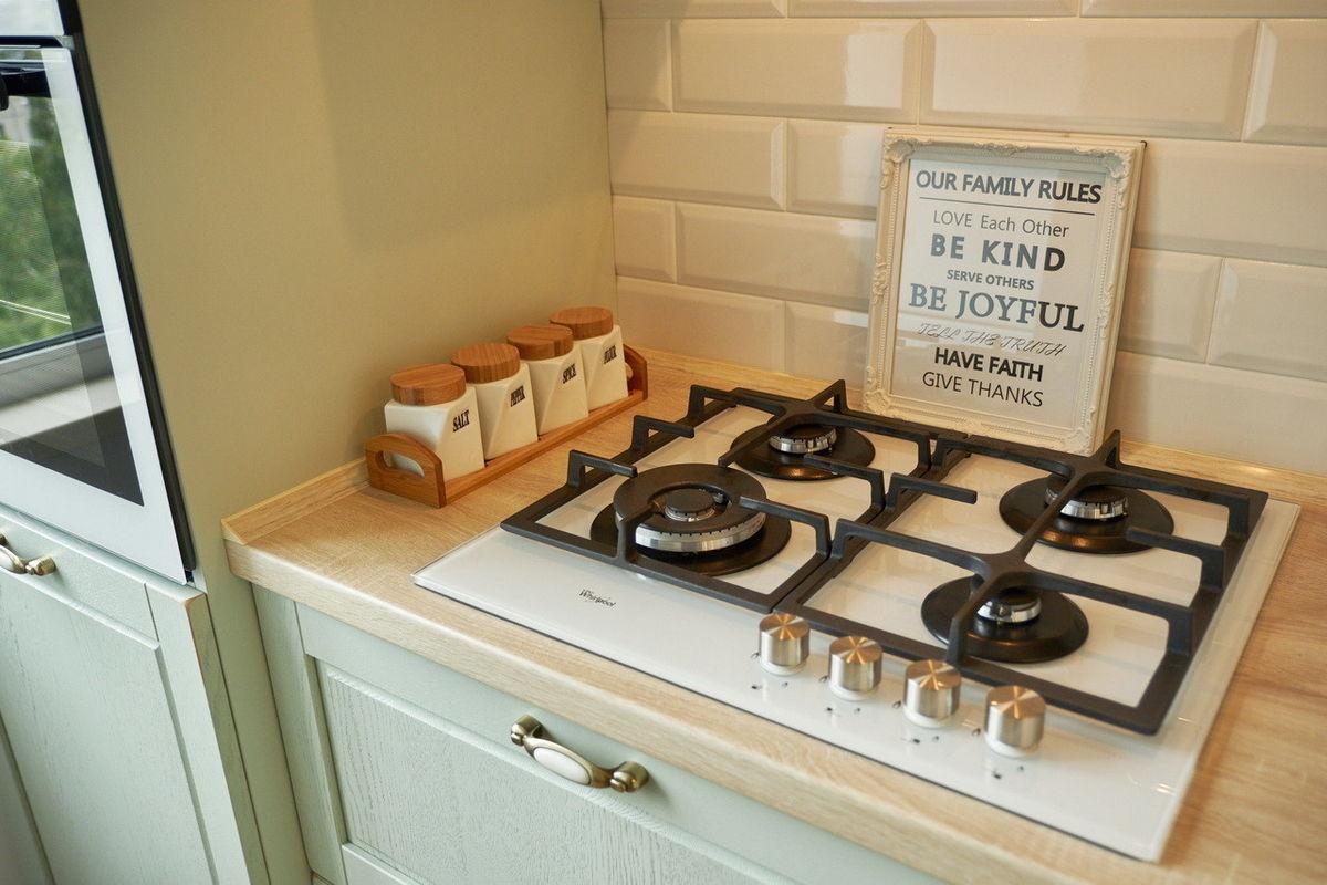 Кухня Geosideal Эри (Даниса) - фото 44