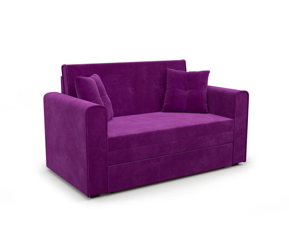 Диван Мебель-АРС Санта (фиолет) - фото 1
