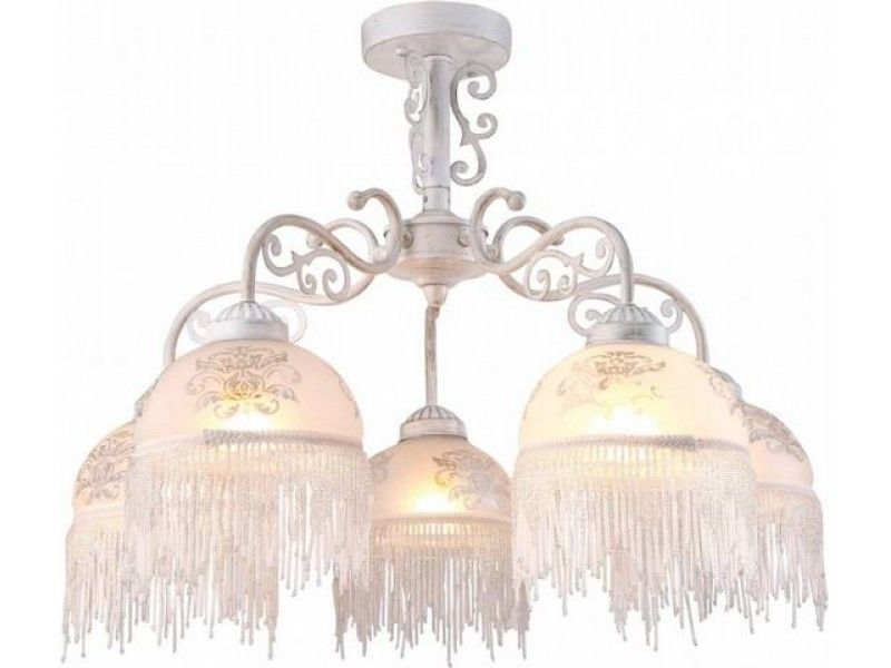 Светильник Arte Lamp Perlina A9560PL-5WG - фото 1