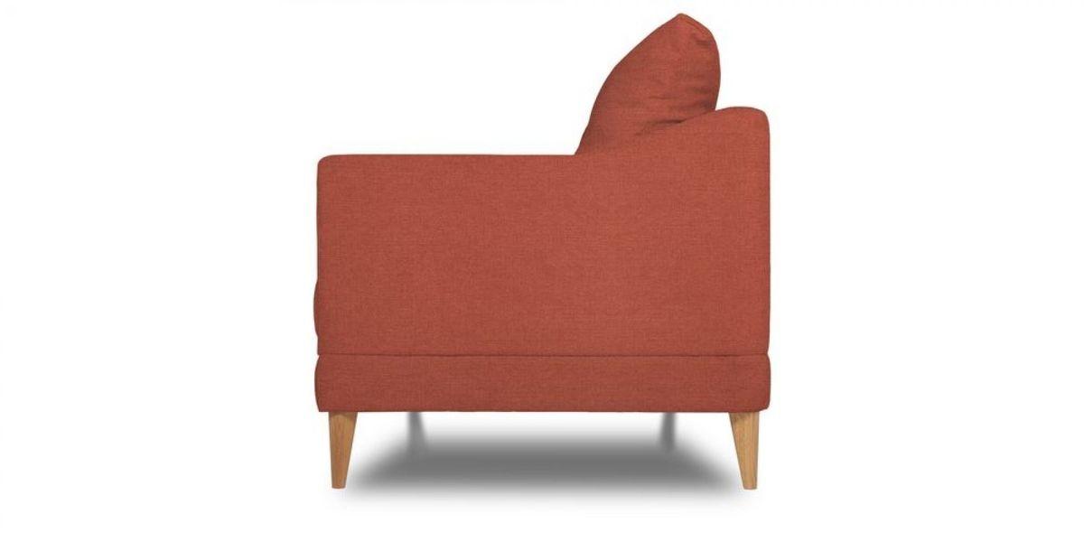 Кресло WOWIN Полар (Коралловая микророгожка) - фото 3