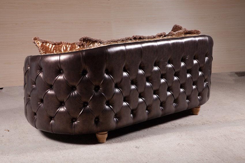 Диван Tiolly Либерти софа (коричневый) - фото 5