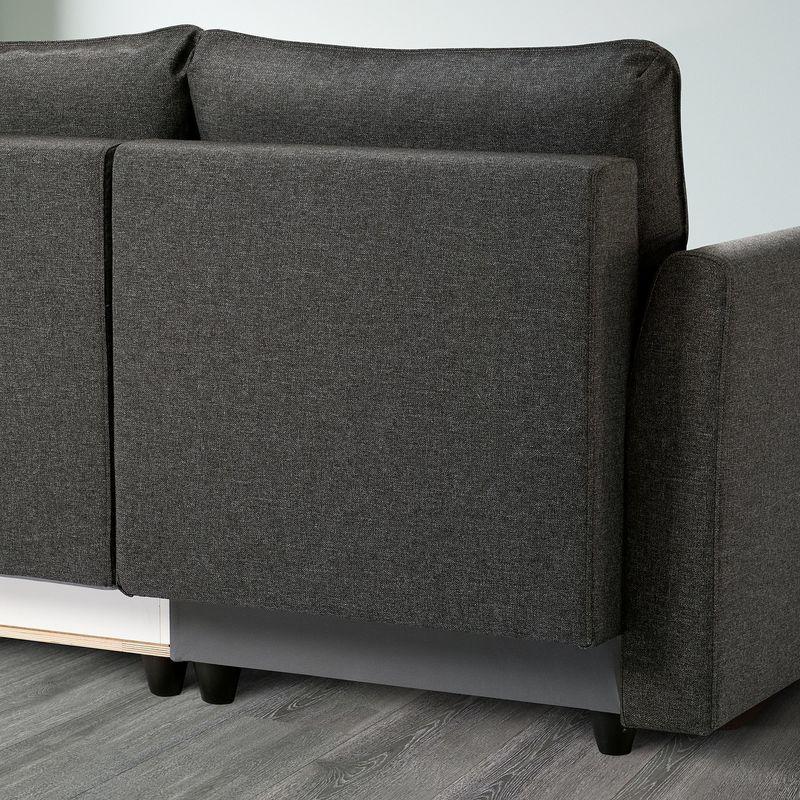 Диван IKEA Бриссунд темно-серый [804.481.81] - фото 7