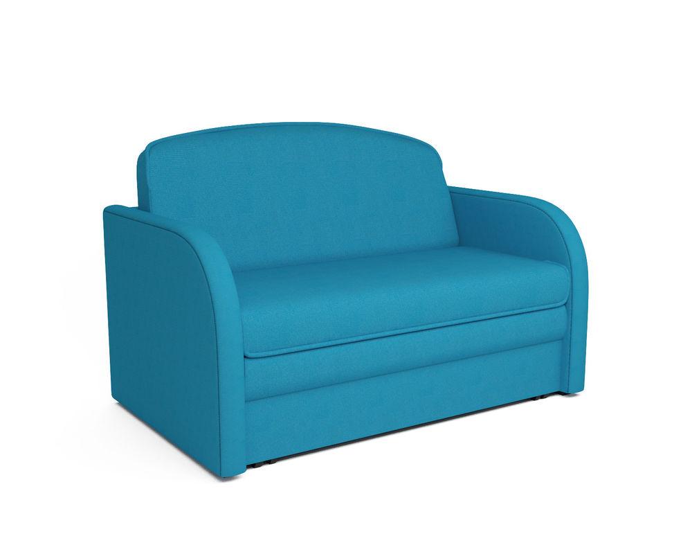 Диван Мебель-АРС Малютка (синий) - фото 1