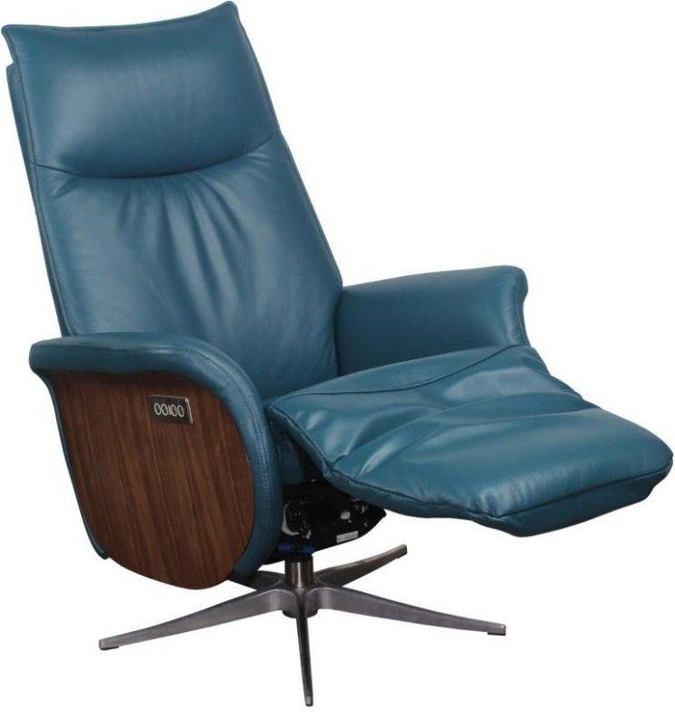 Кресло Arimax Dr Max DM01004 (Морская волна) - фото 5