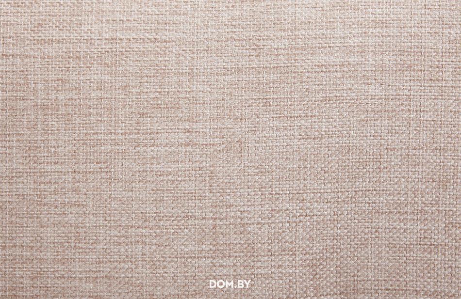 Диван Луховицкая мебельная фабрика Лондон рогожка бежевая (пружинный) 120x190 - фото 4