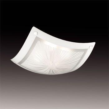 Настенно-потолочный светильник Sonex ZOLDI 2107 - фото 1