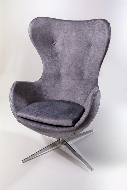 Кресло ФорестДекоГрупп Trio (серый) TRIO-GR - фото 2