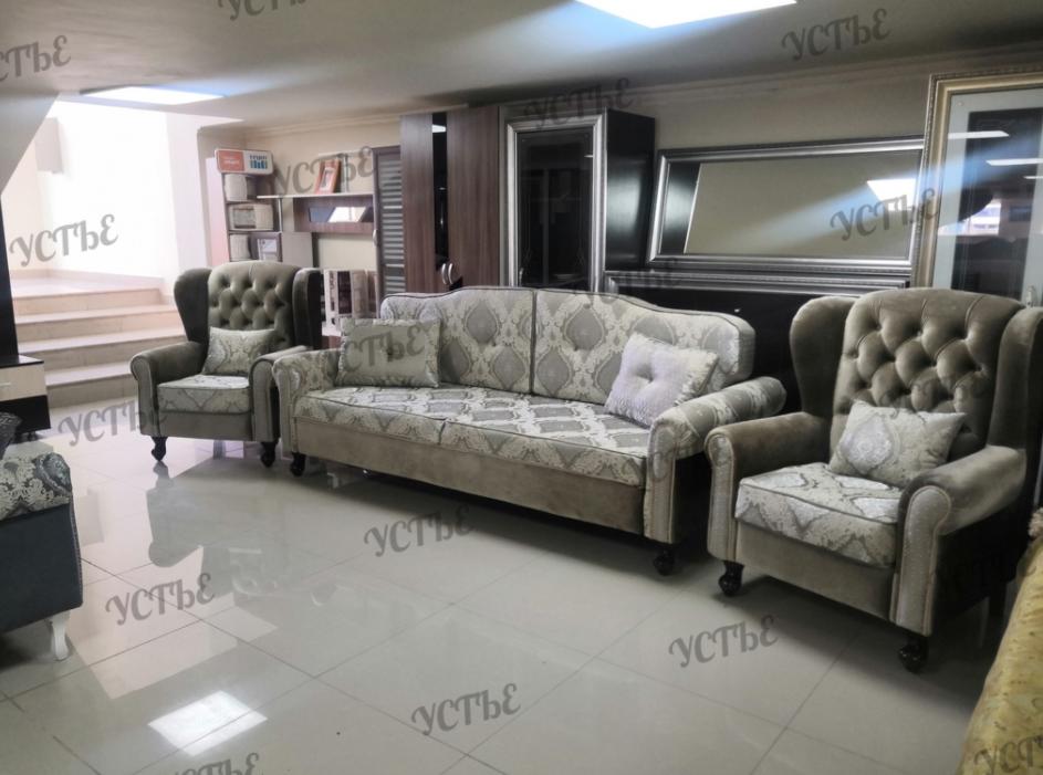 Набор мягкой мебели Устье Амадеус 311 - фото 1