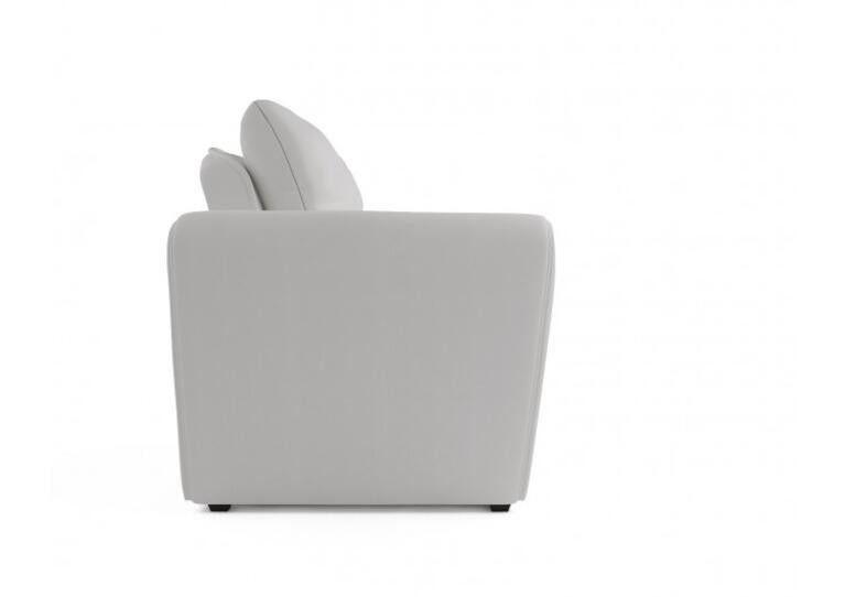 Кресло Craftmebel Квартет - экокожа белая - фото 6
