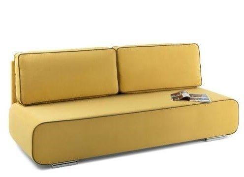 Диван Craftmebel Хоуп (вельвет желтый) - фото 1