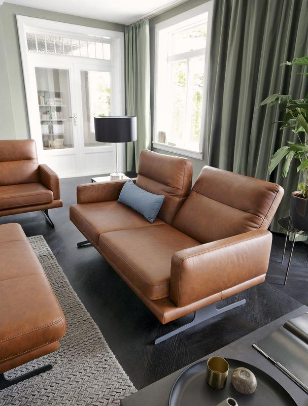 Набор мягкой мебели Gala Collezione Genova (натуральная кожа) - фото 2