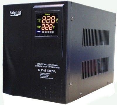 Стабилизатор напряжения Solpi-M SLP-M 1000VA - фото 1