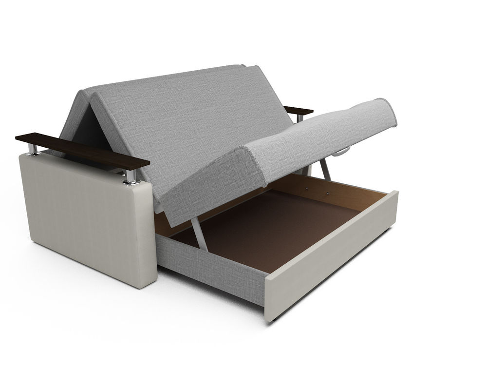 Диван Мебель-АРС Шарм — White (120х195) - фото 4