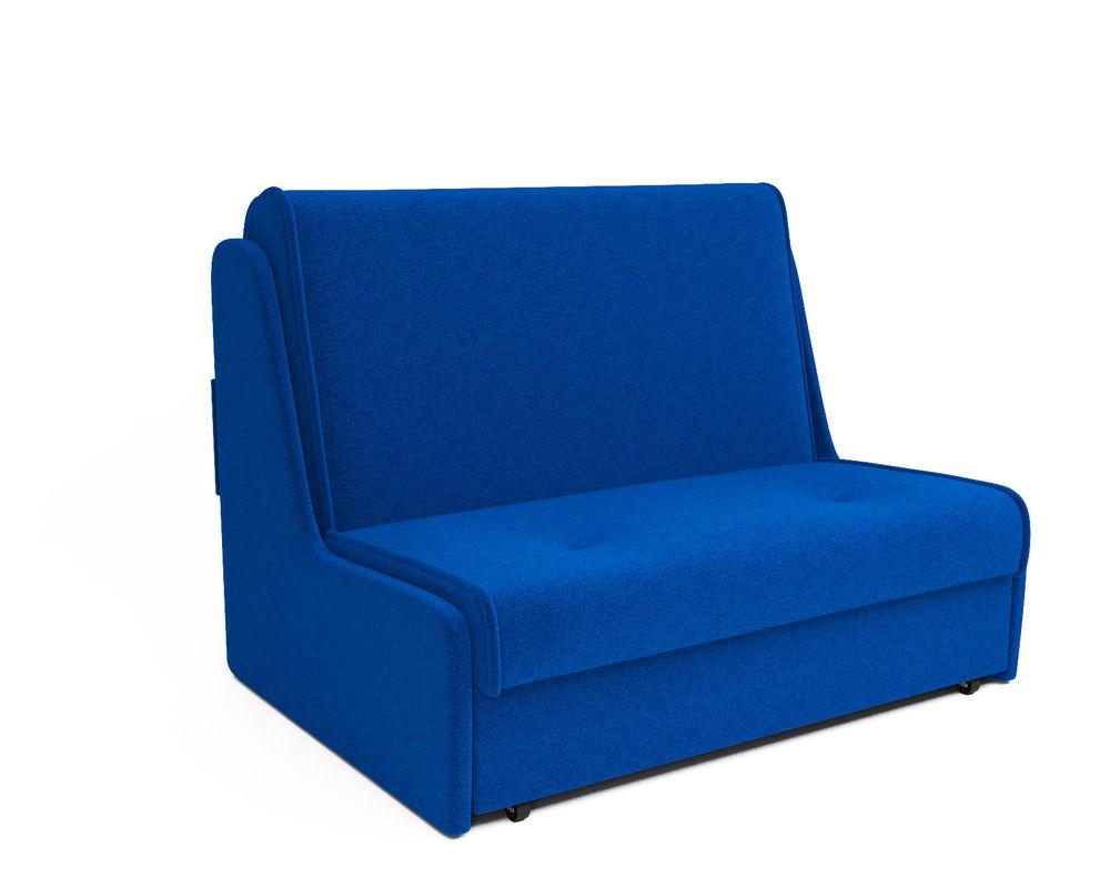 Диван Мебель-АРС Аккордеон №2 синий (140х195) - фото 1
