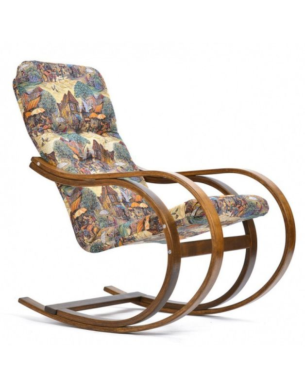 Кресло Impex Кембридж (Городок) - фото 1