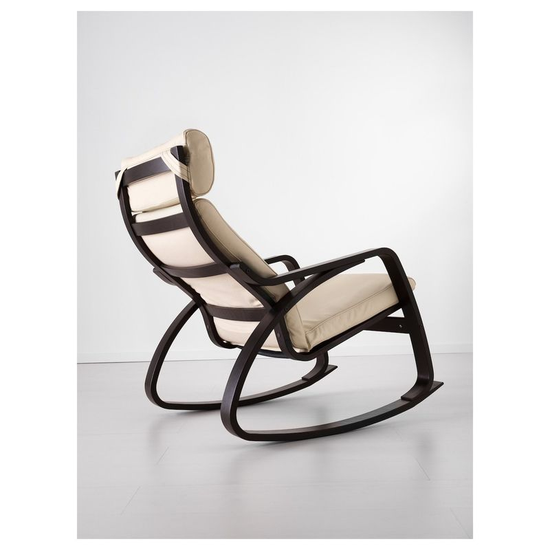 Кресло IKEA Поэнг 092.817.03 - фото 3
