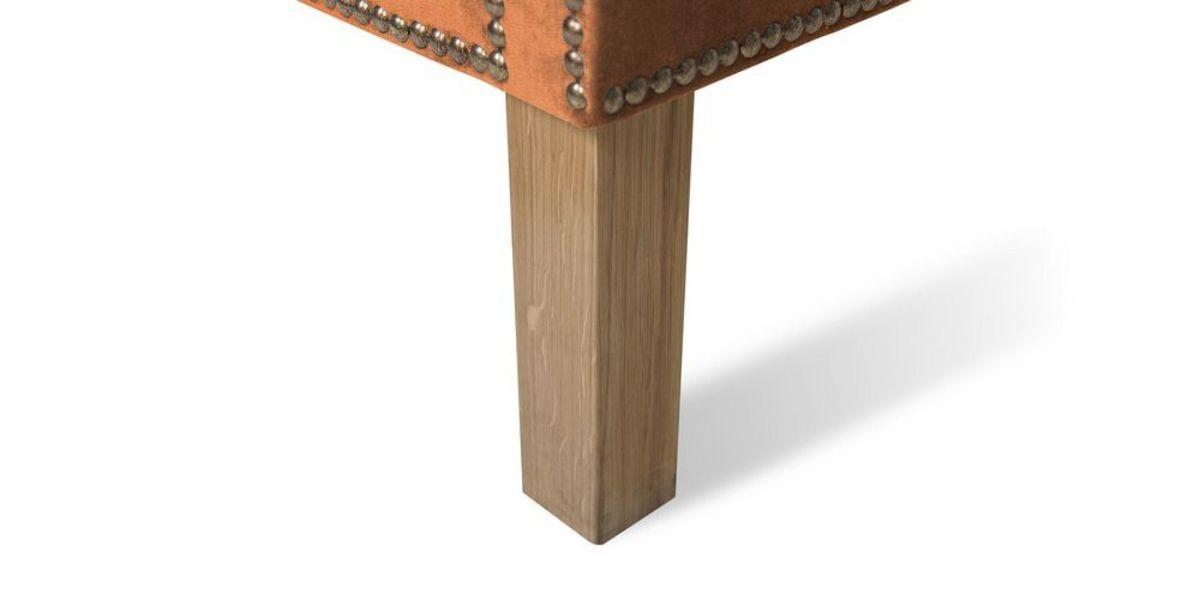 Кресло WOWIN Голден (Бледно-лососевый велюр) - фото 8