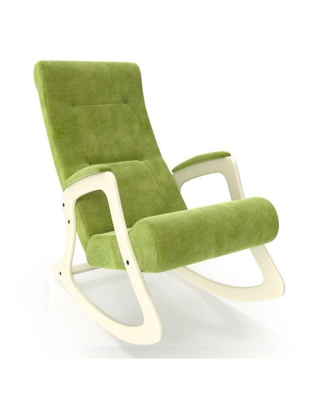 Кресло Impex Модель 2 Verona сливочный (apple green) - фото 1