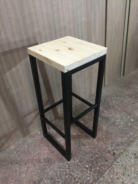 Барный стул Арми-Тех Пример 3 - фото 1