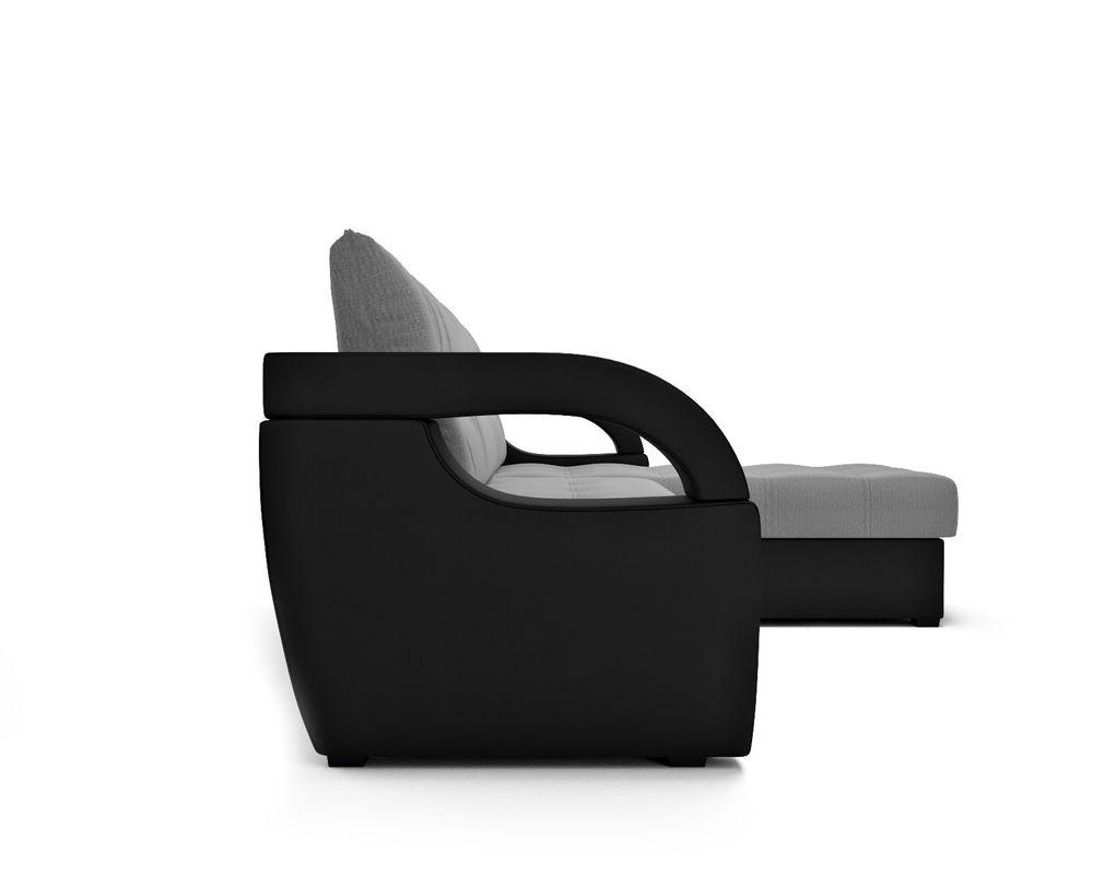 Диван Мебель-АРС Мартин (рогожка серая) - фото 3
