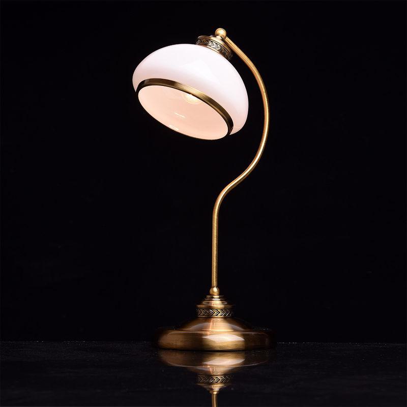 Настольный светильник Chiaro Аманда 481031301 - фото 2