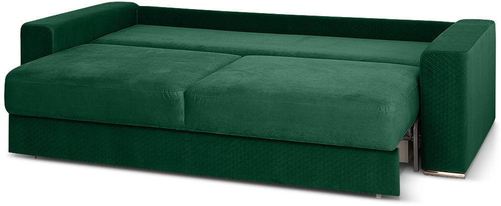 Диван Woodcraft Корсо Velvet Emerald - фото 4