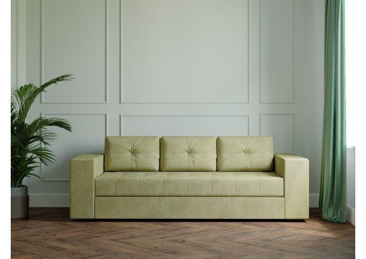 Диван Настоящая мебель Ванкувер Лайт (модель: 00-00003455) оливковый - фото 2
