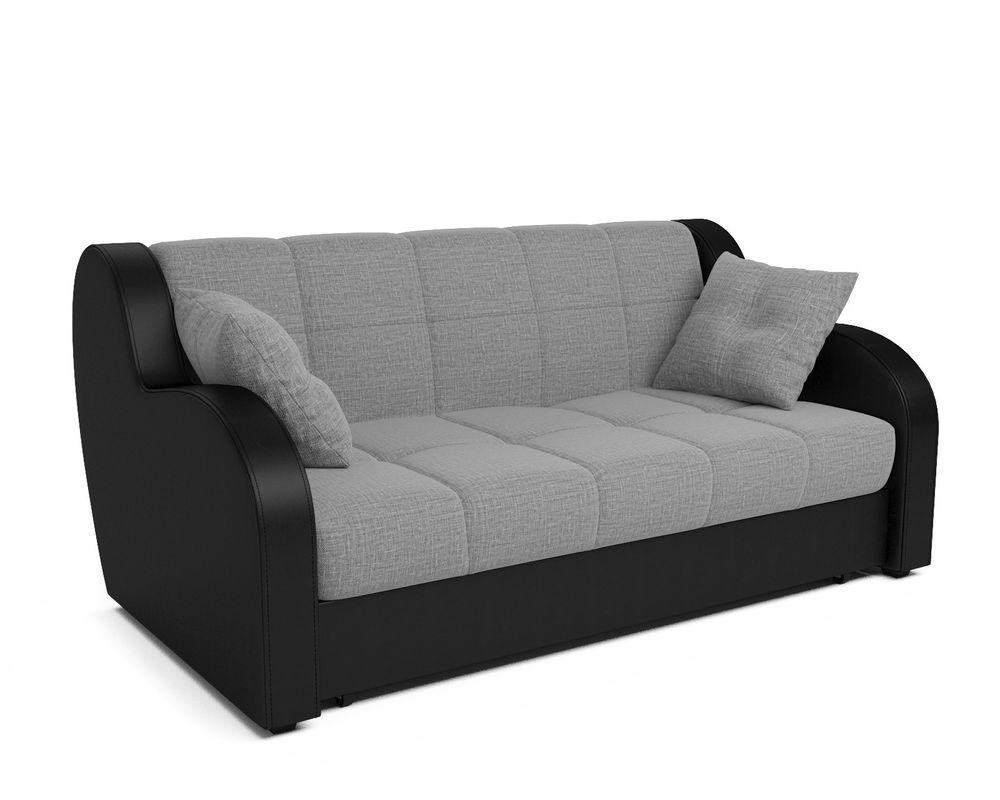 Диван Мебель-АРС Аккордеон Барон (серый) - фото 1