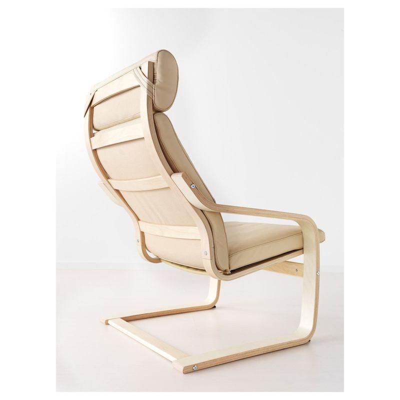 Кресло IKEA Поэнг 592.514.64 - фото 3