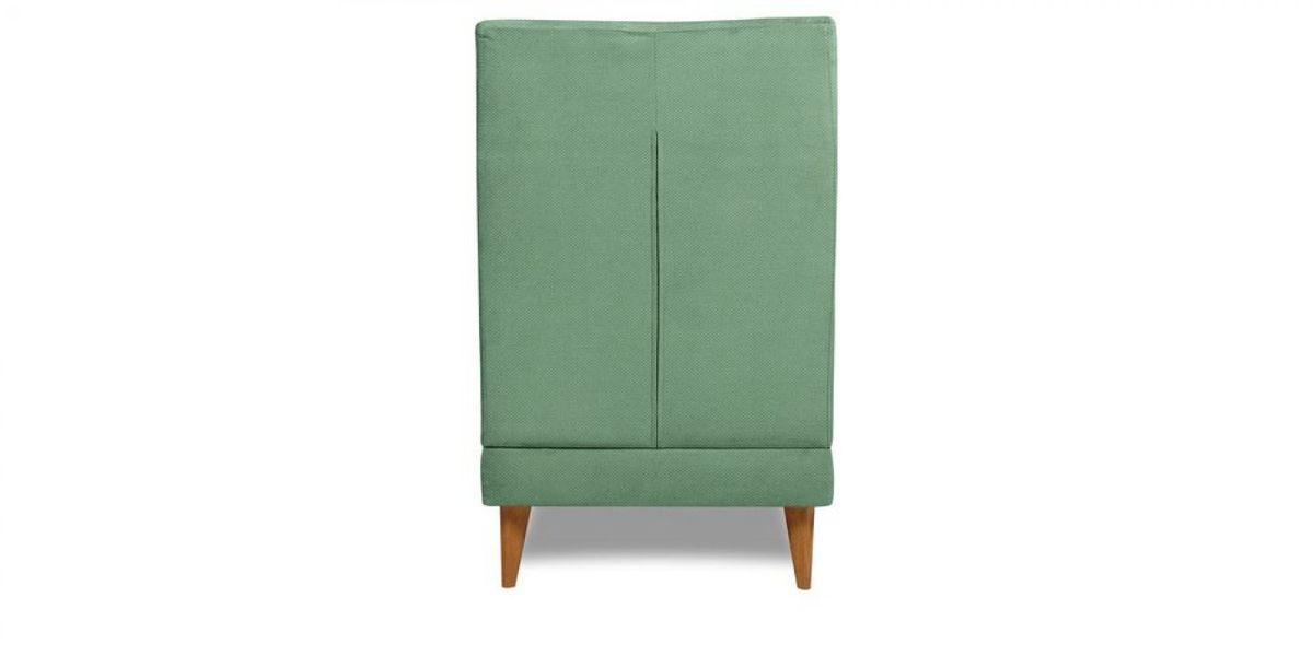 Кресло WOWIN Айленд (Мятная рогожка) - фото 5