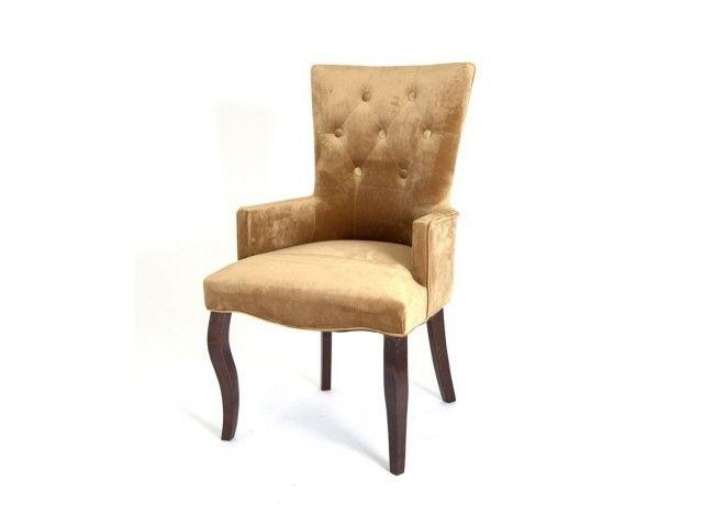 Кресло Red Black Виктория (темный тон/5-золото) - фото 1