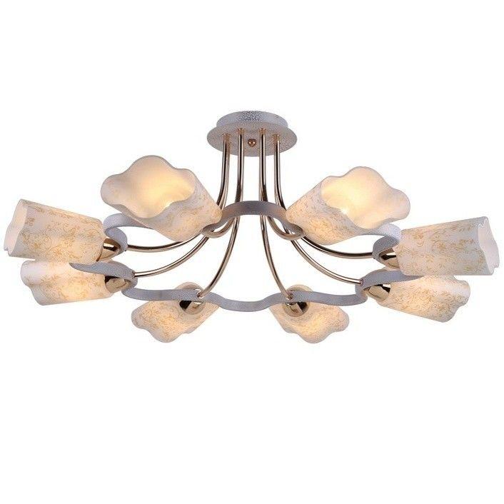 Светильник Arte Lamp ROMOLA A8182PL-8WG - фото 1