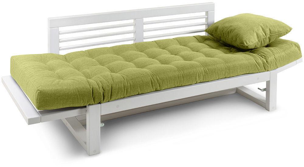 Диван Woodcraft Балтик Textile Кушетка Lime - фото 7