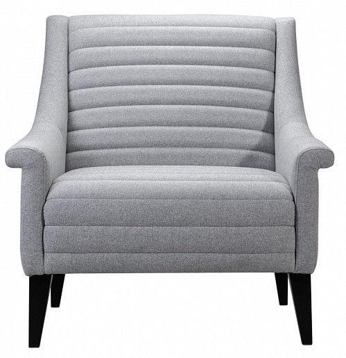 Кресло R-Home Loft Аляска RST_4017240H_stoun, серый - фото 2