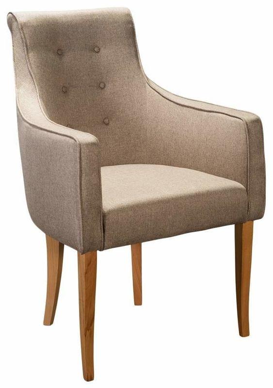 Кресло R-Home Чикаго RST_4000611_Brown, бежевый - фото 2