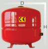 Расширительный бак Varem Starvarem LR CE UR 080 2E1 - фото 1