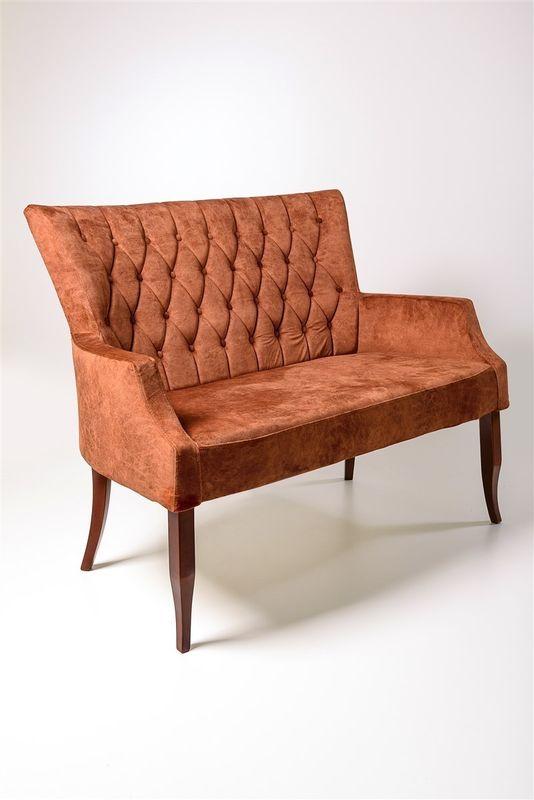Кресло ФорестДекоГрупп Хорт (оранжевый) D-HORT-OR - фото 1