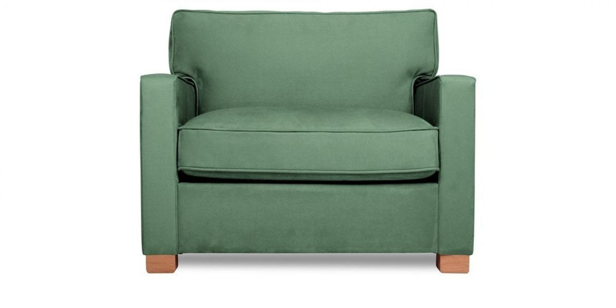 Кресло WOWIN Табу (Мятная рогожка) - фото 2