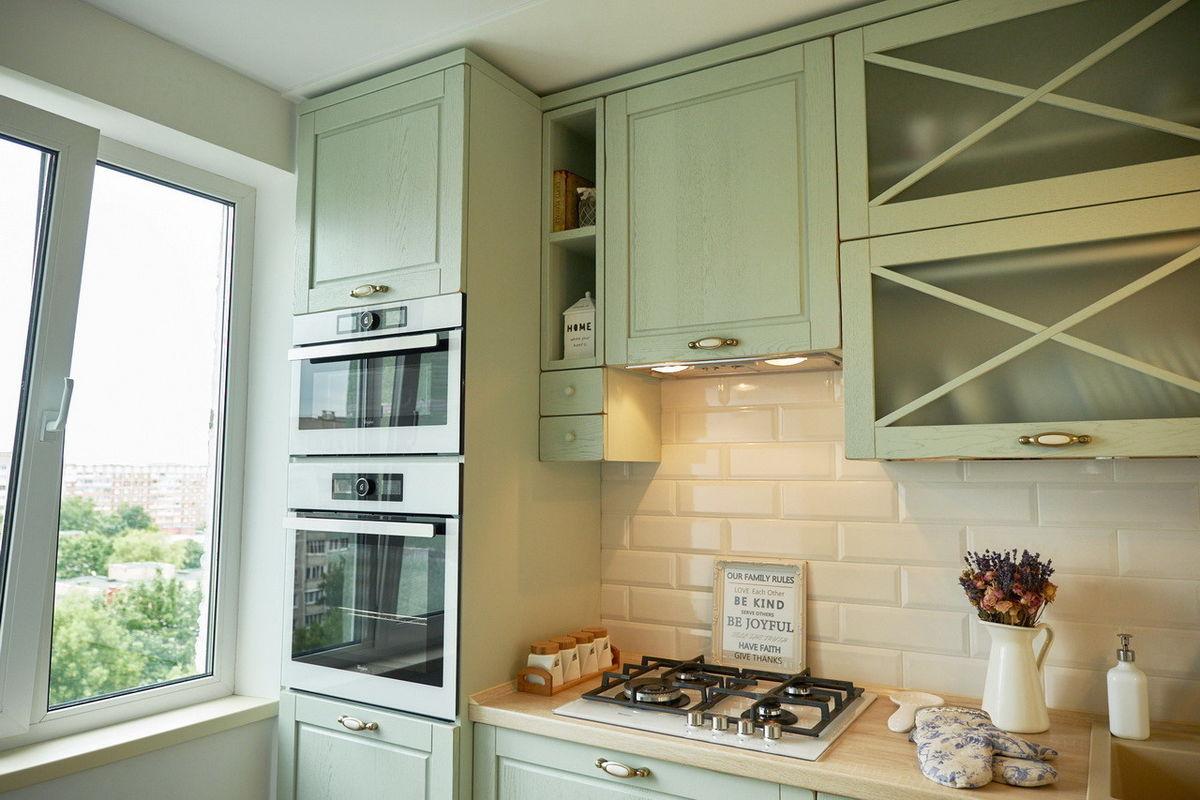 Кухня Geosideal Эри (Даниса) - фото 1