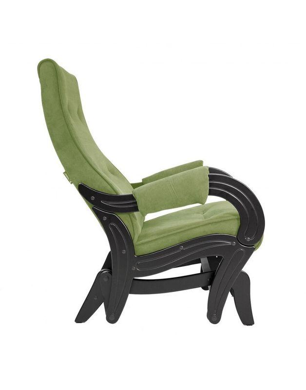 Кресло Impex Кресло-гляйдер Модель 708 Verona (light grey) - фото 3