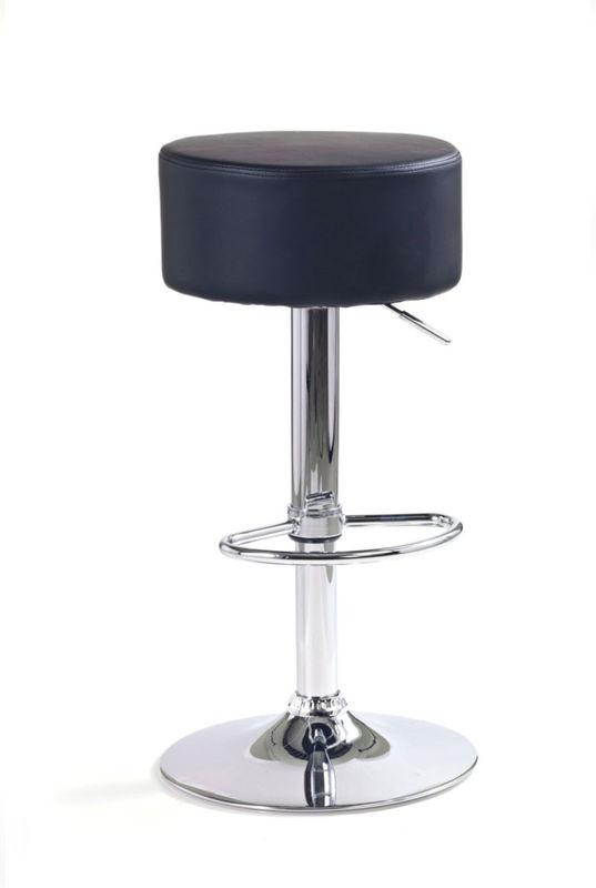 Барный стул Halmar Н-23 (черный) - фото 1