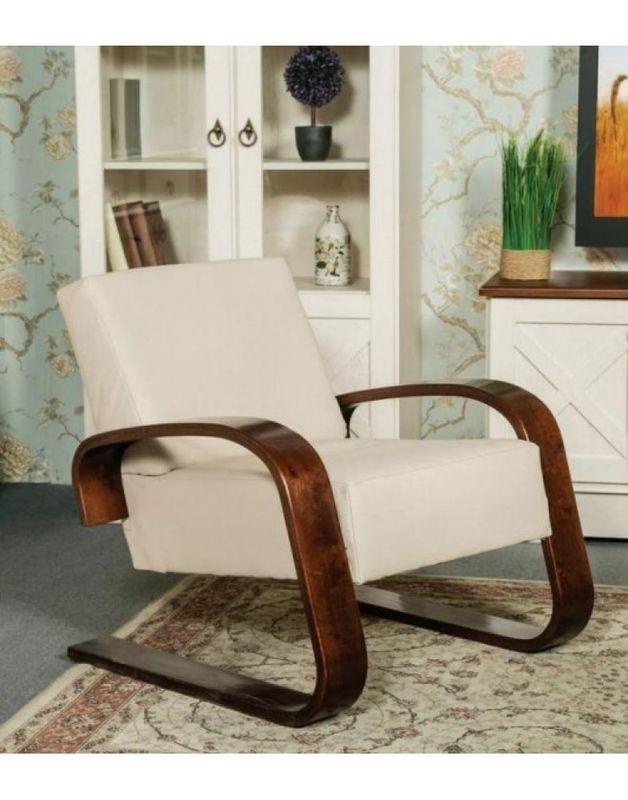 Кресло Impex Рица беж - фото 2