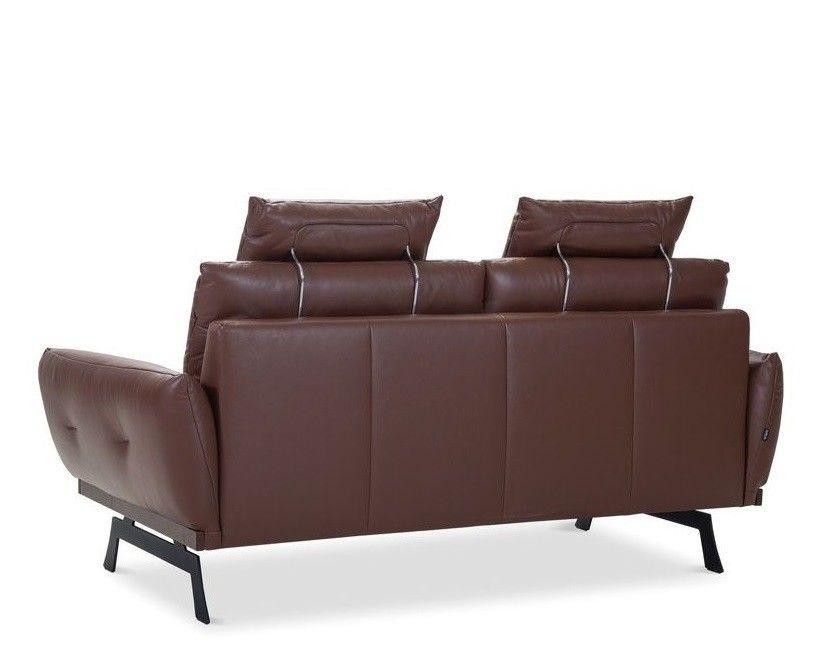 Набор мягкой мебели Gala Collezione Nicea (натуральная кожа) - фото 5