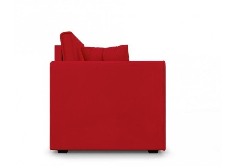 Кресло Craftmebel Санта (кордрой красный) - фото 6