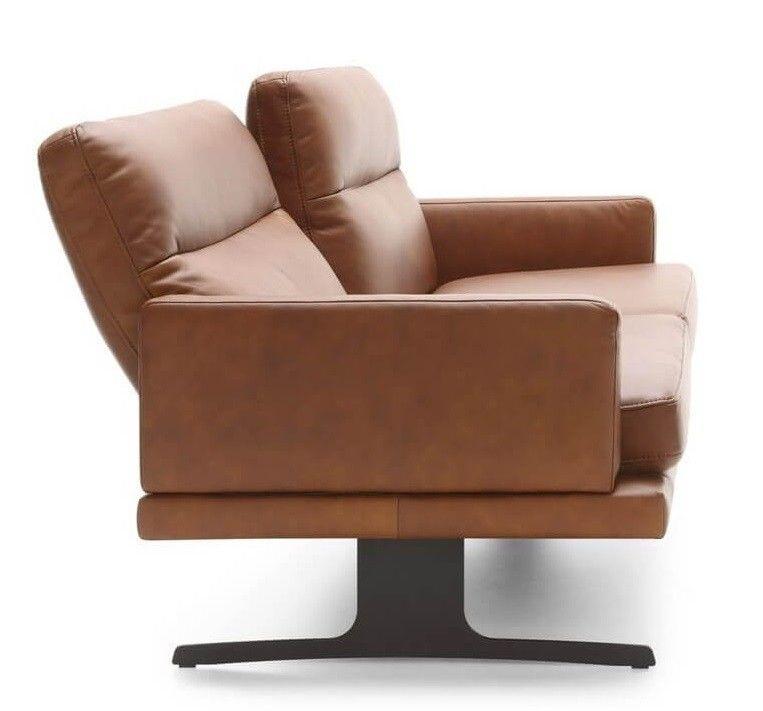 Набор мягкой мебели Gala Collezione Genova (натуральная кожа) - фото 4