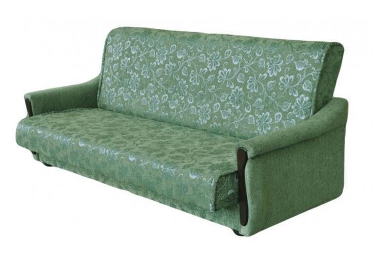 Диван Craftmebel Уют зеленый - фото 1