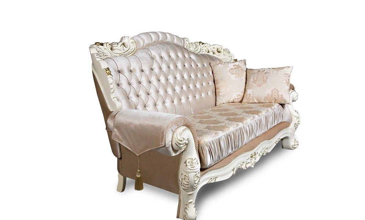 Элитная мягкая мебель Фабрика №1 Аделина крем - фото 3