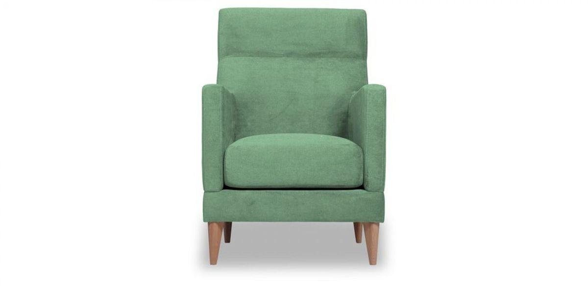 Кресло WOWIN Полар высокое (Мятная рогожка) - фото 2